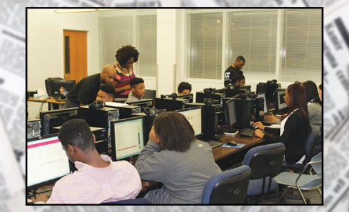 Organizations help 100  students with employment