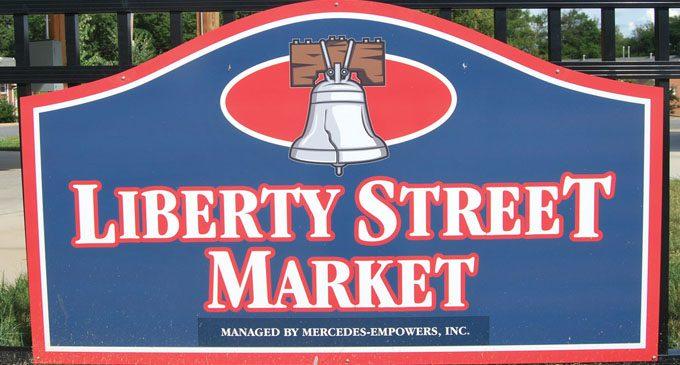 Liberty Street Market reopening?