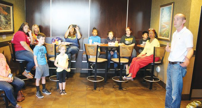 McDonald's helps local schools and environment