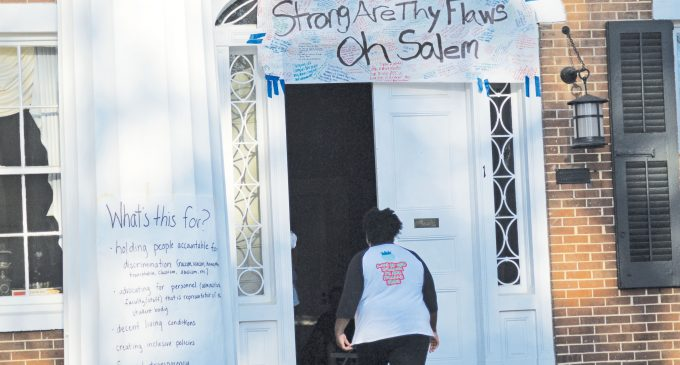Salem students issue 'call to action'
