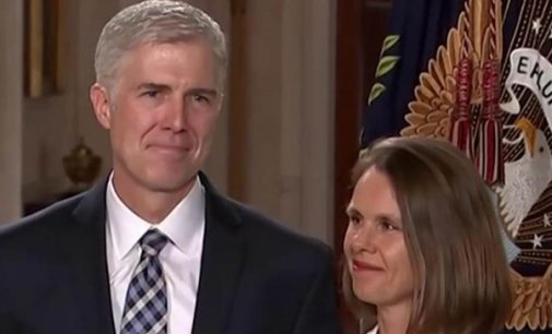 Commentary: Senate should oppose nomination of Judge Gorsuch, like the CBC