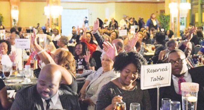 College Internship Benefit and 50th Birthday Gala