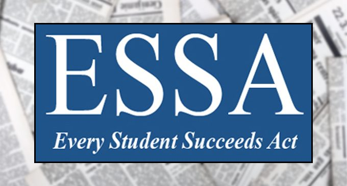 Guest Editorial: Every Student Succeeds Act should be a priority