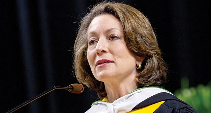 Salem graduates urged to spark change
