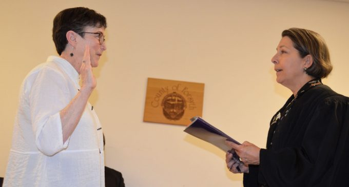 Susan Campbell joins elections board