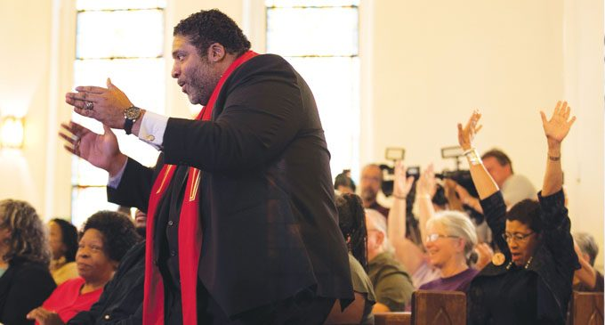 N.C. NAACP prepares for next leader after Rev. Barber