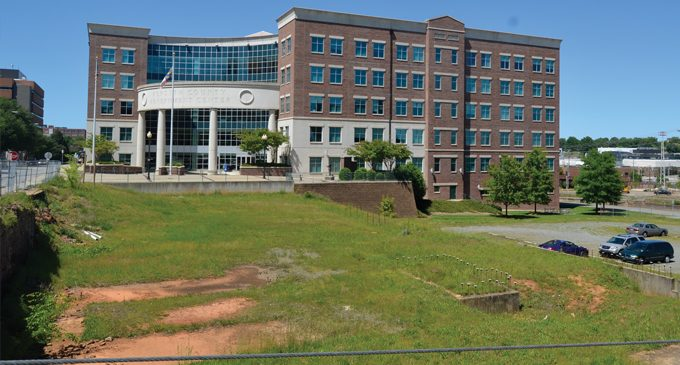 County considers putting new courthouse next to Government Center