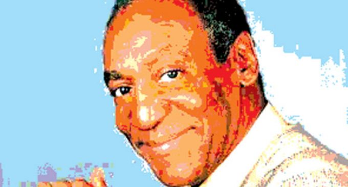 Commentary: Emotional Evin Cosby defends her father
