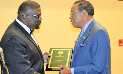 NAACP honors Pitt, Marshall
