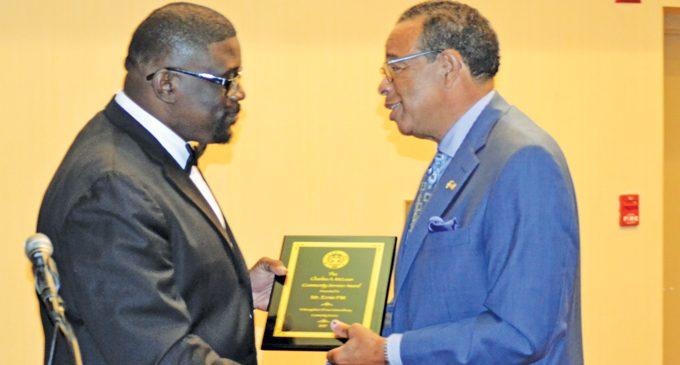 NAACP honors Pitt, Marshall