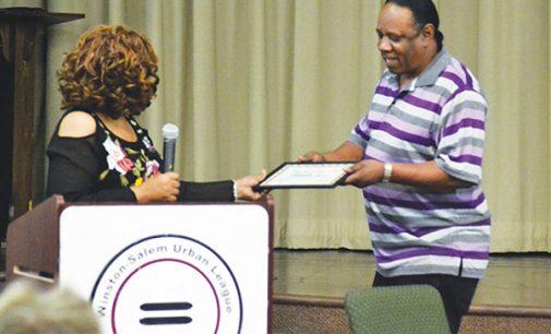 Urban League  honors outstanding seniors