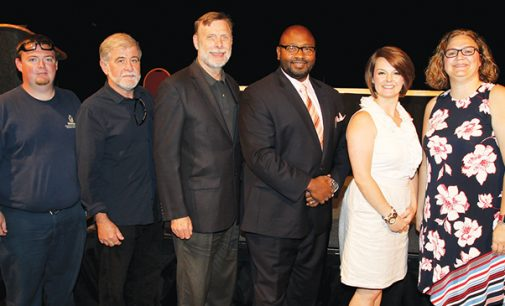 Winston-Salem city workers honored