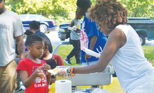 Local NAACP connects with community