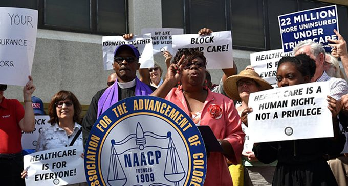 Second candidate announces for N.C. NAACP presidency
