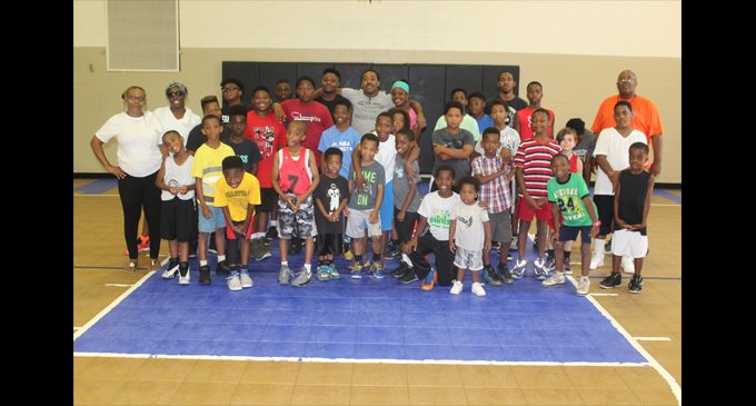 Camps shows kids the basics