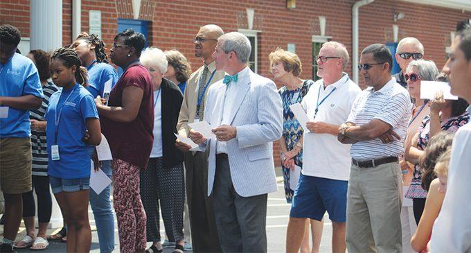 Catholic Charities opens East Winston location