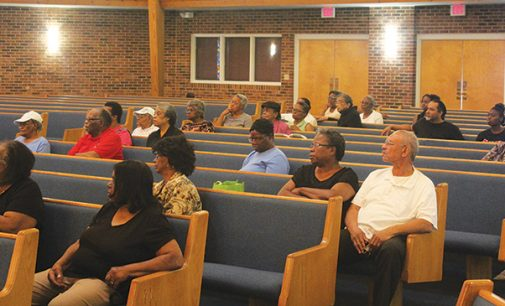 Church holds discussion on  dementia