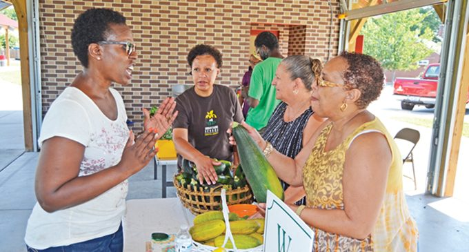 Check out a farmers market this week