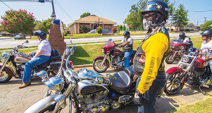 Prince Hall Masons host annual charity ride