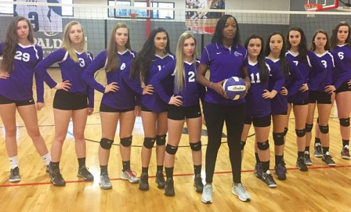 New head coach seeks to reignite N. Forsyth volleyball program