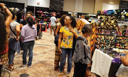 NBTF Vendors Market offers variety