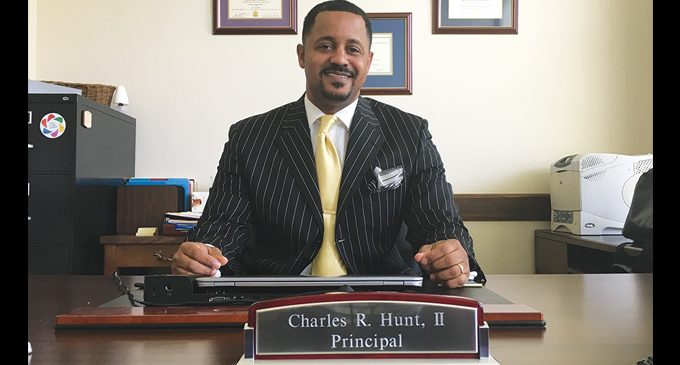New WSPA principal ready to lead new charge 'to a new day'