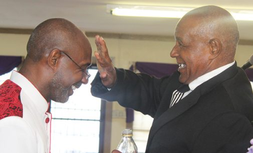Church celebrates first Men's and Women's Day