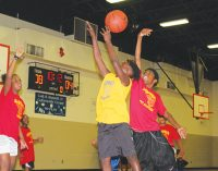 McDonald's partners with Hoop It Up 3-on-3 Basketball Tour to host local tournament