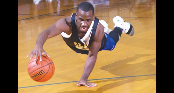 Late night basketball league continues to shine