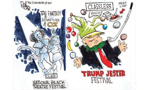 Political Cartoon: Classless