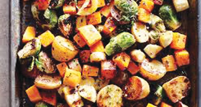 Commentary: Try roasting vegetables and get out of the veggie rut