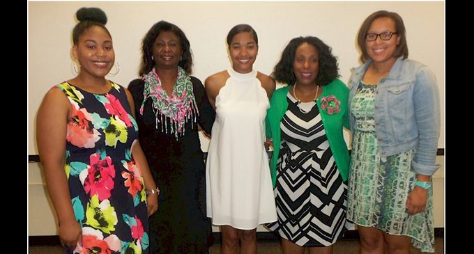 AKAs hold scholarship recognition ceremony