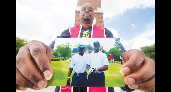 Family and community remember Lewis 'Sarge' Green