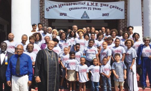 Goler Metropolitan supports its youth