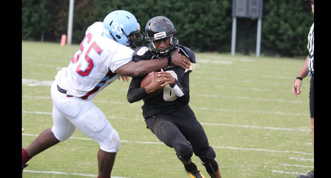 Reynolds wins big against North Forsyth