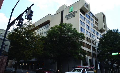 City approves Embassy Suites agreement and capital needs committee