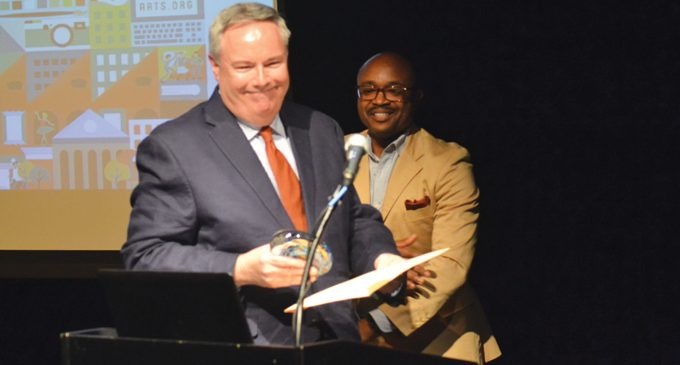 Arts Council recognizes several for contributions