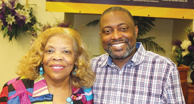 Female pastor celebrates 17 years as church leader