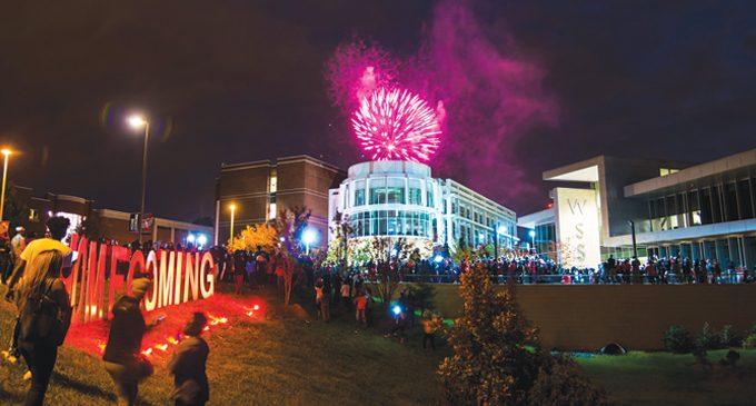 WSSU Homecoming continues this week