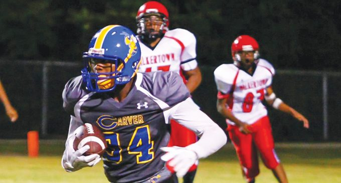 Walkertown's defense leads to victory over Carver