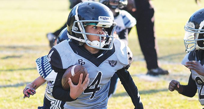 Head impacts in youth football increase
