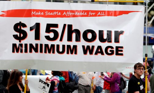 Commentary: Lawmakers construct barriers to economic development with minimum wage bills