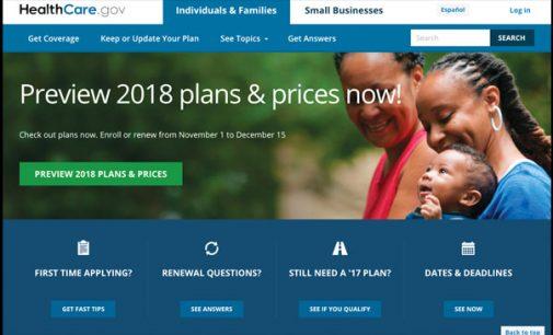 Shorter open enrollment period has begun for ACA
