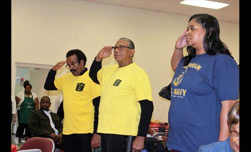 Local church honors veterans