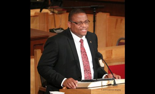 Baptist World Alliance leader visits Winston-Salem church