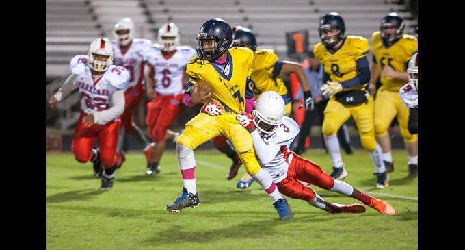 Spartans streak over Parkland