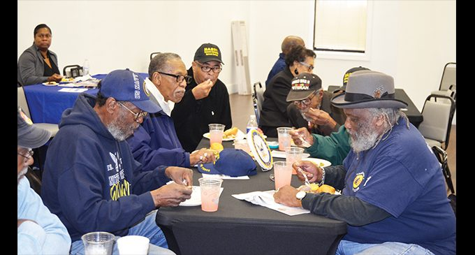 Veterans symposium focuses on mental health