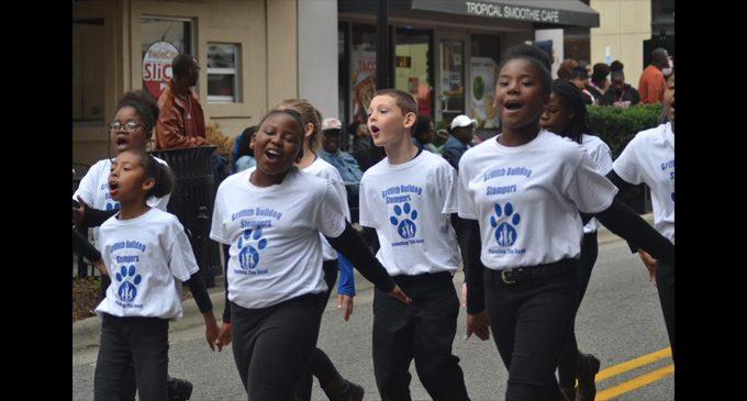 WSSU Homecoming Parade excites community