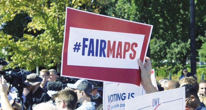 Redistricting maps still target black district court judges