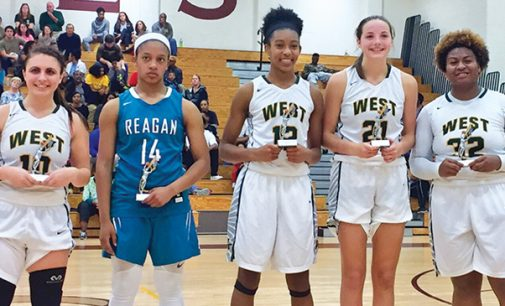 Mary Garber tournament crowns champions